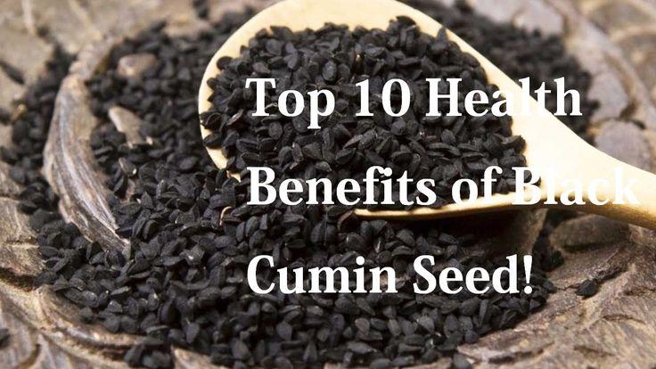 Top 10 Health Benefits Of Black Cumin Seed