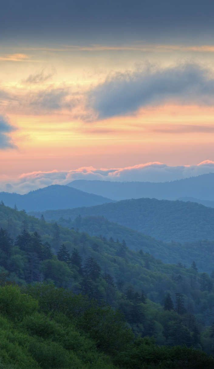 Where There's Smoke: Great Smoky Mountains National Park