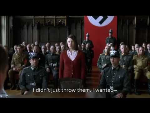 SOPHIE SCHOLL THE FINAL DAYS Full Film