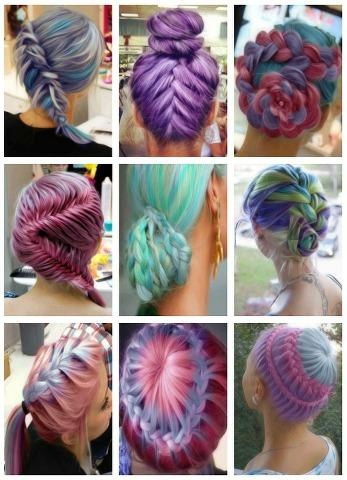 Stupendous 1000 Images About Hair On Pinterest Short Hairstyles For Black Women Fulllsitofus