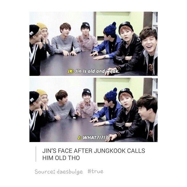HAHAHAHHAHAHAHAH Jungkook BTS Bangtan Boys Jin V Taehyung Suga Rap Monster J-Hope Jimin