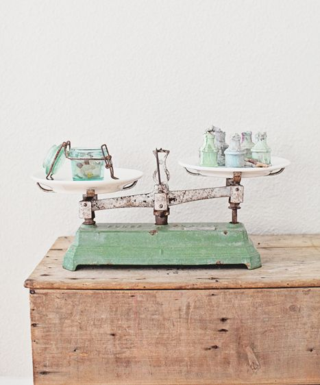 Vintage Hanging Kitchen Scale: Kitchen Scales, Hanging Scale And Vintage Kitchen