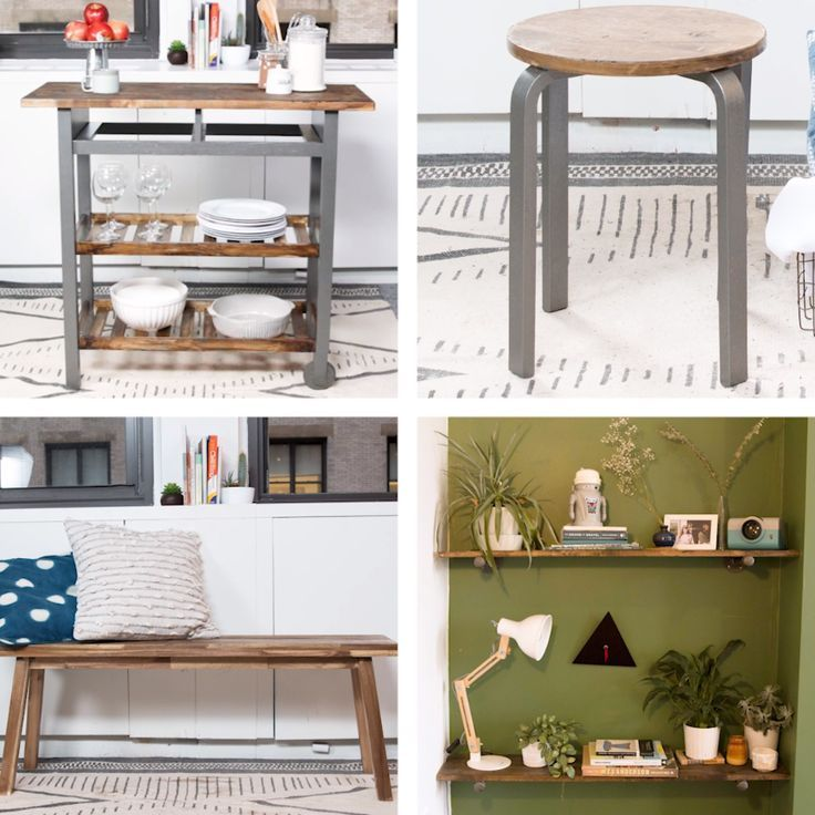 Rustic Makeovers For Cheap Furniture Diy Furniture Gsiw