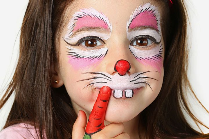 10 Fun & Easy Kids Face Painting Ideas
