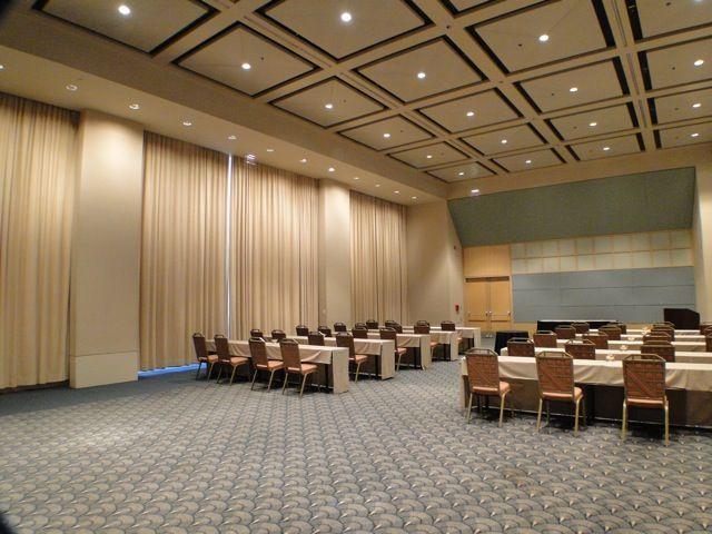Contemporary Convention Center Ballrooms | Disney World