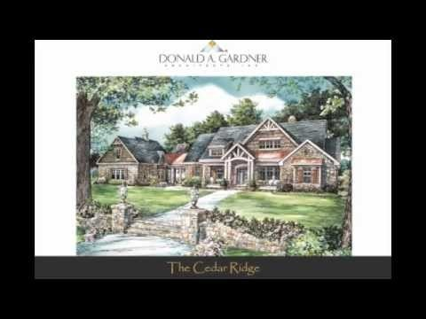Craftsman Homes www.dongardner.com - Donald A. Gardner Architects feature Craftsman style home plans that contain both a modern elegance and a distinct loyalty to the original Craftsman movement. #Craftsman #Home #Plans