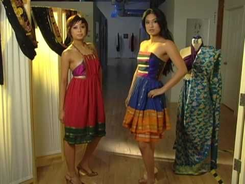 Recycling & Reusing Sarees – 50+ ways you can make your saree deliver more! | Saree.Gallery