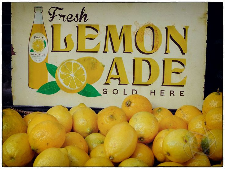 "When Life Gives You Lemons.... - At ""The Grounds"" Alexandria, Sydney"