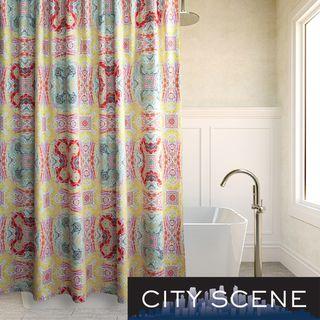 17 Best images about Shower curtain on Pinterest   Bathrooms decor ...