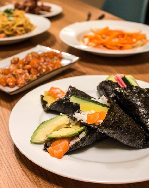 Připravte si hostinu v asijském stylu 5