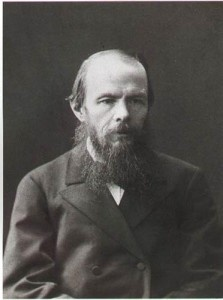 Fyodor Mikhaylovich Dostoyevski