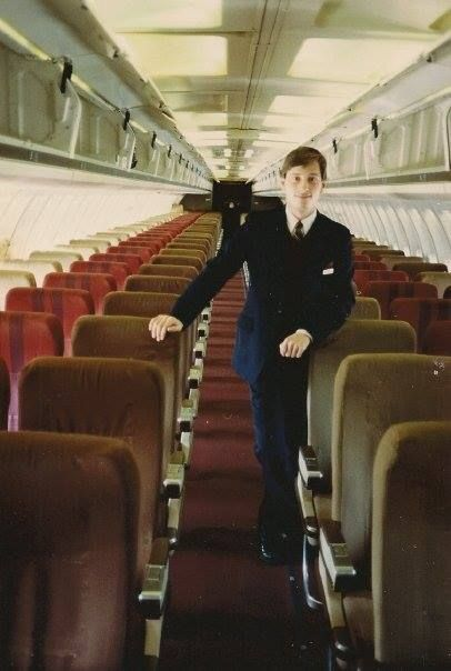 Peopleexpress 727 200 Cabin Vintage Airline Cabins