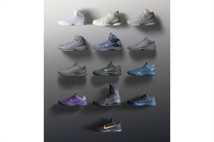 """Nike Basketball Officially Reveals """"The Black Mamba Pack"""""""