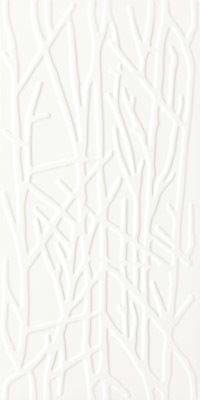 Adilio Bianco Tree struktura Płytki ścienne - 29,5x59,5 - Adilio / Rivo