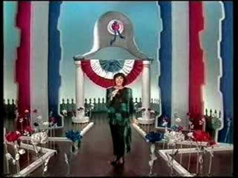 Mireille Mathieu Made in France - YouTube