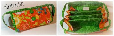 Novice Beginnings: Sew Together Bag