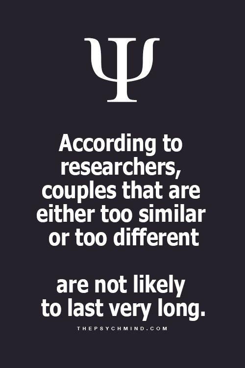Couples psychology