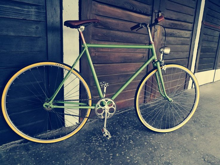 Obnovi kolo / single speed