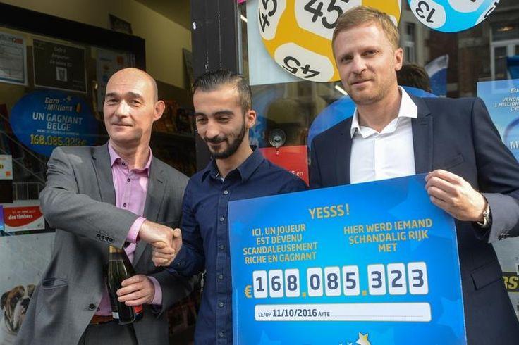 Nationale Loterij 'Winnaar kiest zelf hoeveel persoonlijke details hij vrijgeeft' - De Standaard