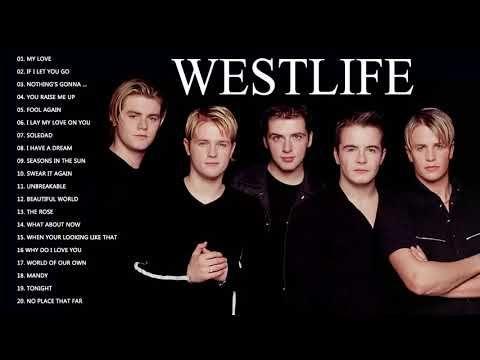The Best of Westlife - Westlife1 Greatest Hits Full Album