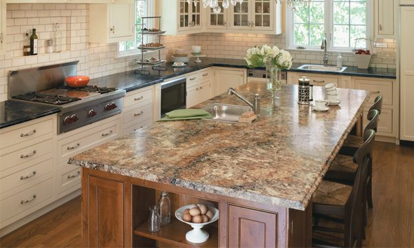 17 Best Ideas About Granite Kitchen Counters On Pinterest