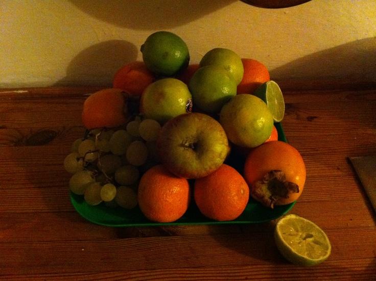 Fruit :-)