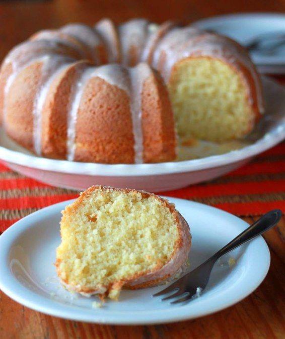 Receitas de Família – bolo preguiçoso de laranja