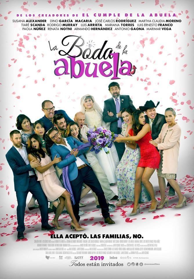 La Boda De La Abuela 2018 Tt8022904 El Abuelo Pelicula Ver Peliculas Gratis Películas Gratis