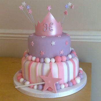 Cake Designs For Baby Girl 5th Birthday : Best 20+ Little Girl Birthday Cakes ideas on Pinterest ...