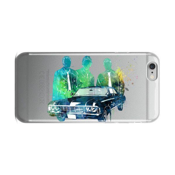 Supernatural IPhone 6 Case