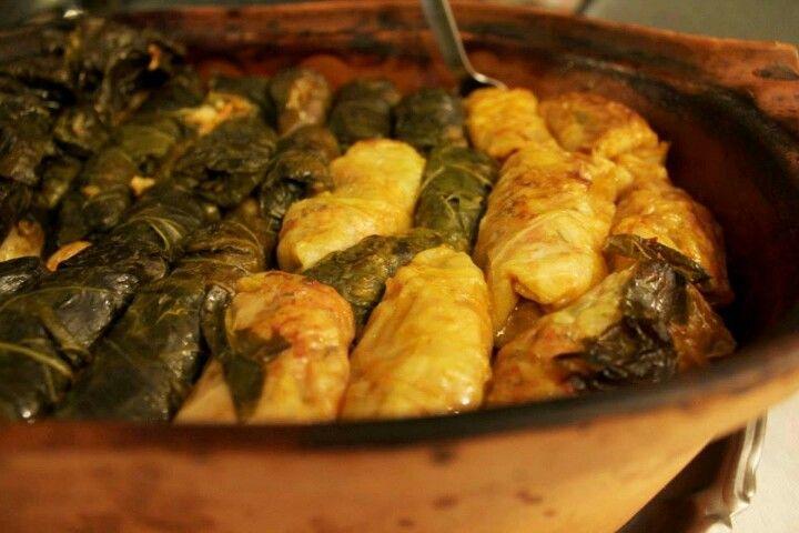 Sarmale - delicious romanian food!   Food's pleasure ...
