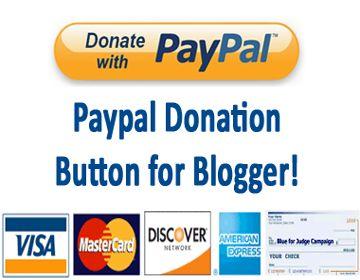 Create a Donate button