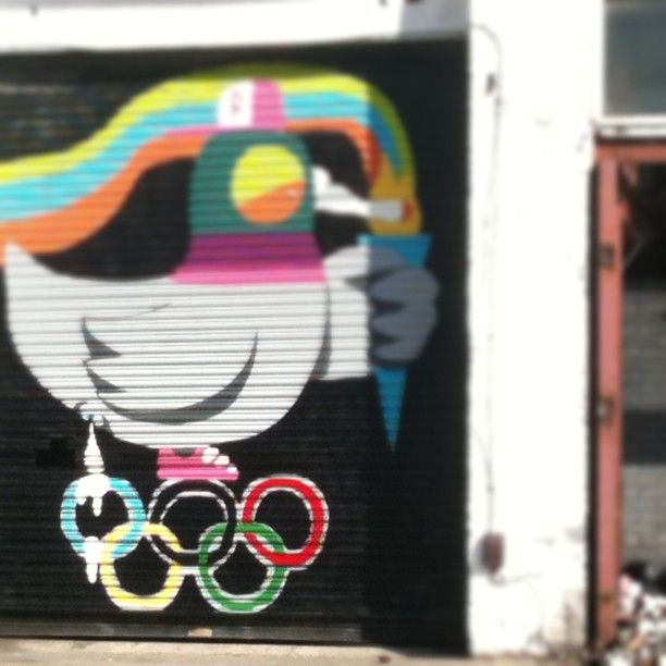 how are you planning to reclaim the #Olympics?