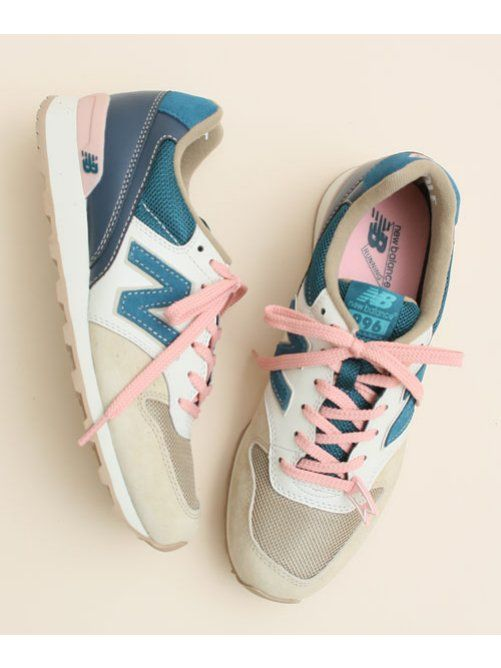 new balance WR996 color combination sneakers