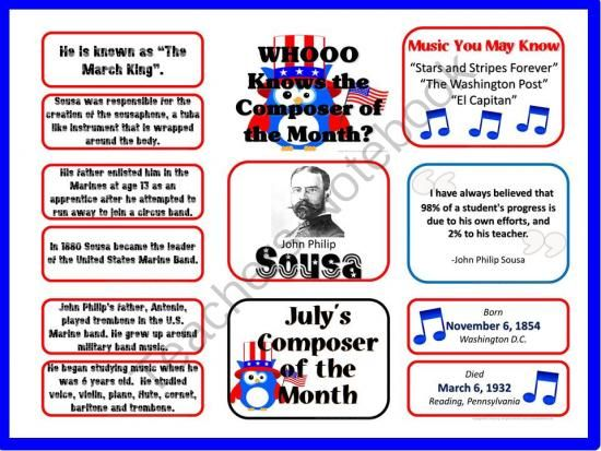 july 4th classical music