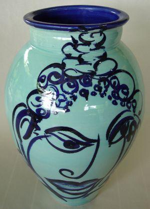 Blossom Jar by Michael Pugh.