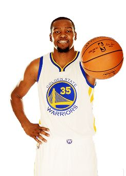 fyeahwarriors:  Warriors introduce Kevin Durant                                                                                                                                                     More