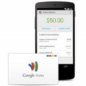 Google Wallet Pre-Paid Debit Card Released