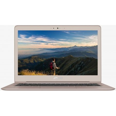 "ASUS ZenBook UX330UA-FC004T Gold  Write a review New Arrival Slimmer !!! Intel Core i5 6200U-2.3Ghz Turbo 2.8Ghz, RAM 8GB, HDD 256GB SSD (SuperFast & AntiShock), VGA Intel HD520, Screen 13.3"" FHD, Windows 10  See More Product http://kliknklik.com/ or http://kliknklik.com/3-notebook/ and http://kliknklik.com/blogs/harga-notebook-terupdate/"