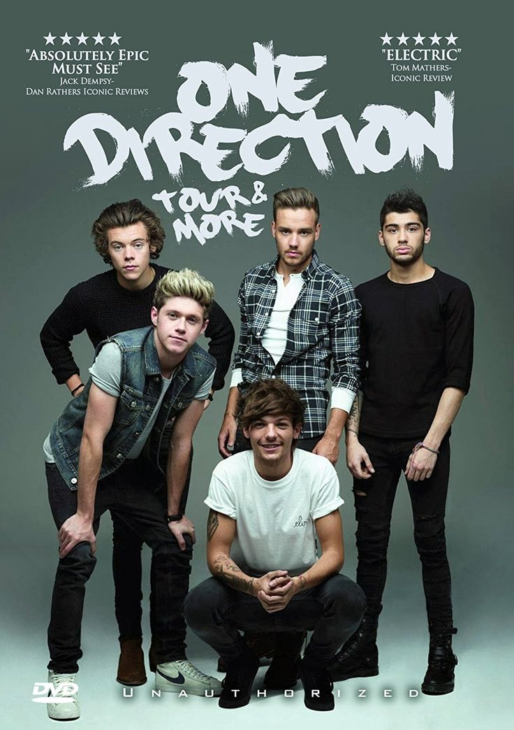 One Direction - Tour & More [DVD] [Import]