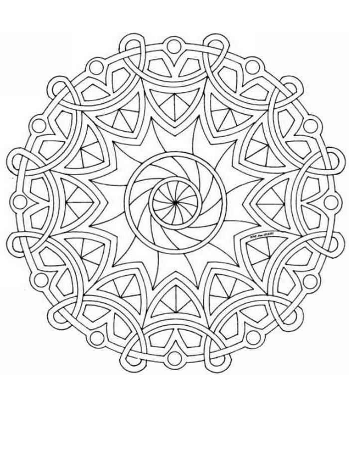 1001 Coole Mandalas Zum Ausdrucken Und Ausmalen Keltische Mandala Mandalas Zum Ausdrucken Mandalas Zum Ausmalen