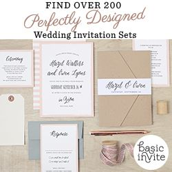 We know that getting guests to RSVP to the wedding is like getting your cat to cook dinner: rare but appreciated. Okay it never happens, and RSVPs tend to feel the same way. But with one tiny addit…