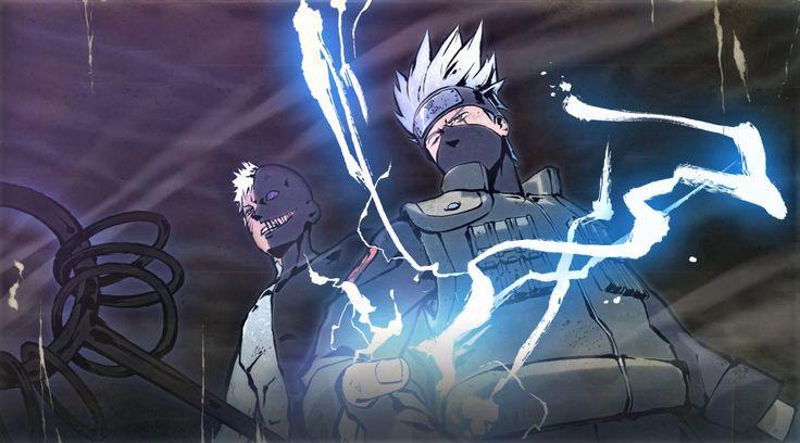 Obito & Kakashi / Naruto Shippuden Ultimate Ninja Storm 4