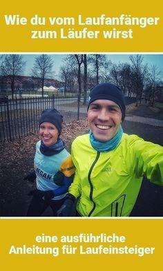 Wie du vom Laufanfänger zum Läufer wirst – eine Anleitung – Forscherboi