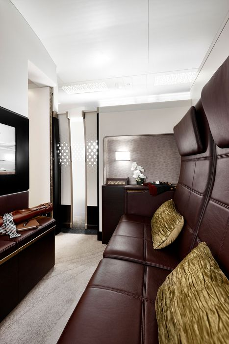 Etihad Airbus A380 new first class suites Residence Apartments - Flights | hotels | frequent flyer | business class - Australian Business Traveller