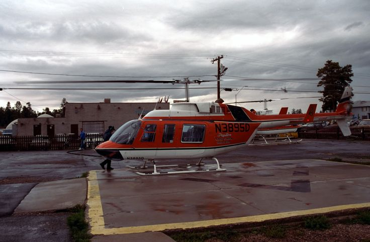 Papillon Helicopters Grand Canyon South à Tusayan, AZ