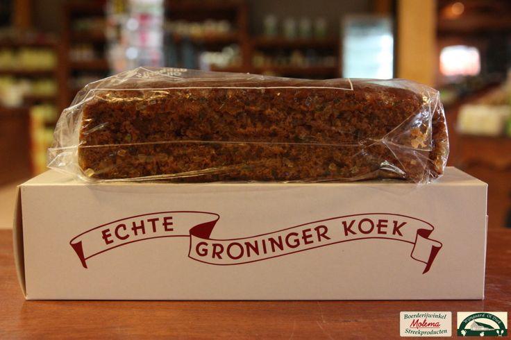 Echte Groninger koek