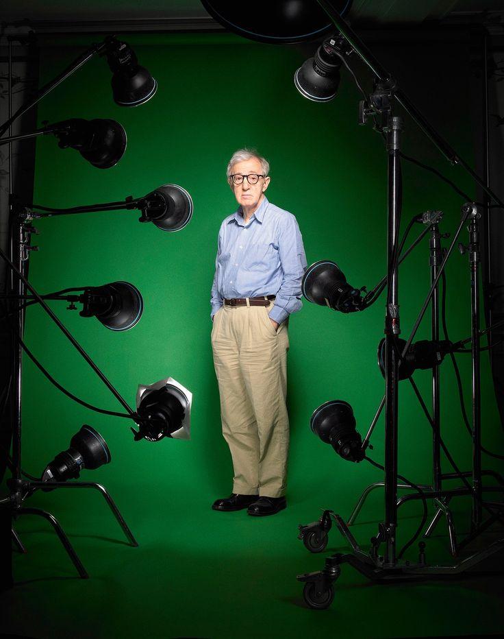 Вуди Аллен: «Жизнь бывает либо ужасной, либо совершенно ужасной» |Esquire