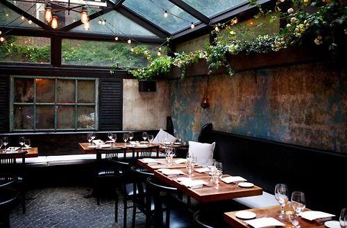 [ ylfdc ] - [ august restaurant   nyc   via: mechantdesign.blogspot.fr ]