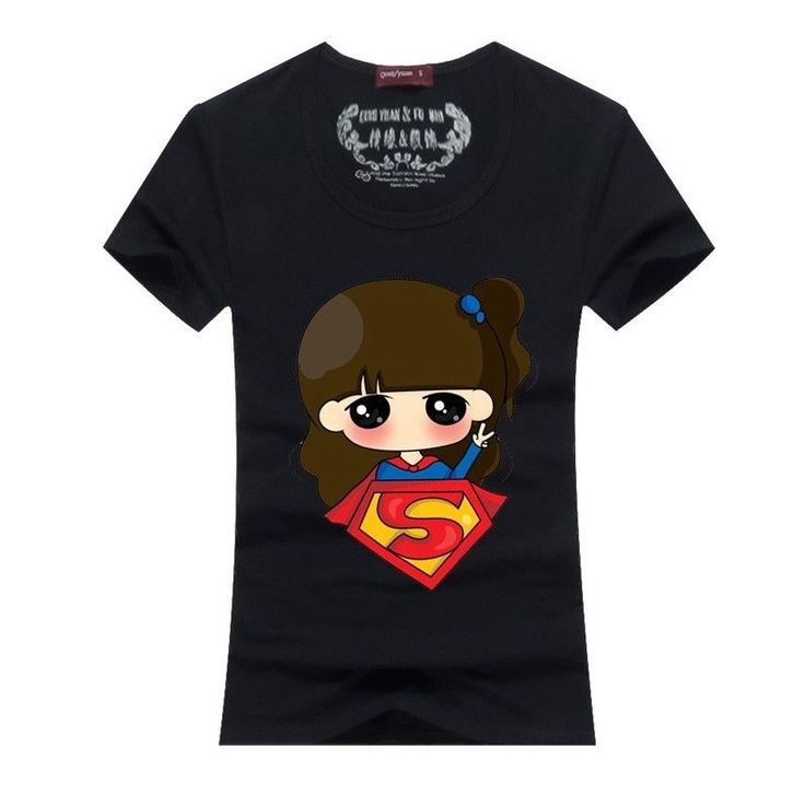 Couple superman tshirt baru balik dari mall
